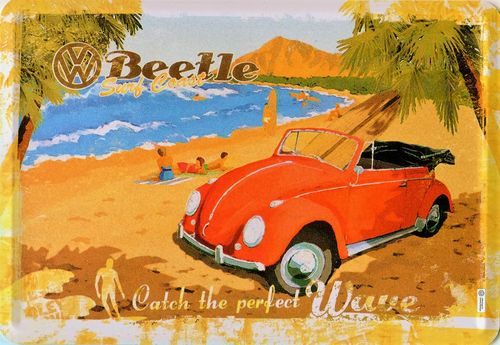 VW Beetle - ...perfect Wave