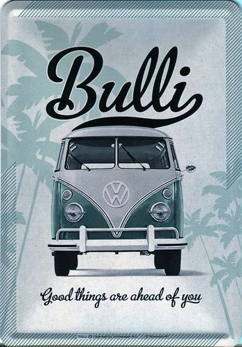 VW Bulli - Good things are ahead